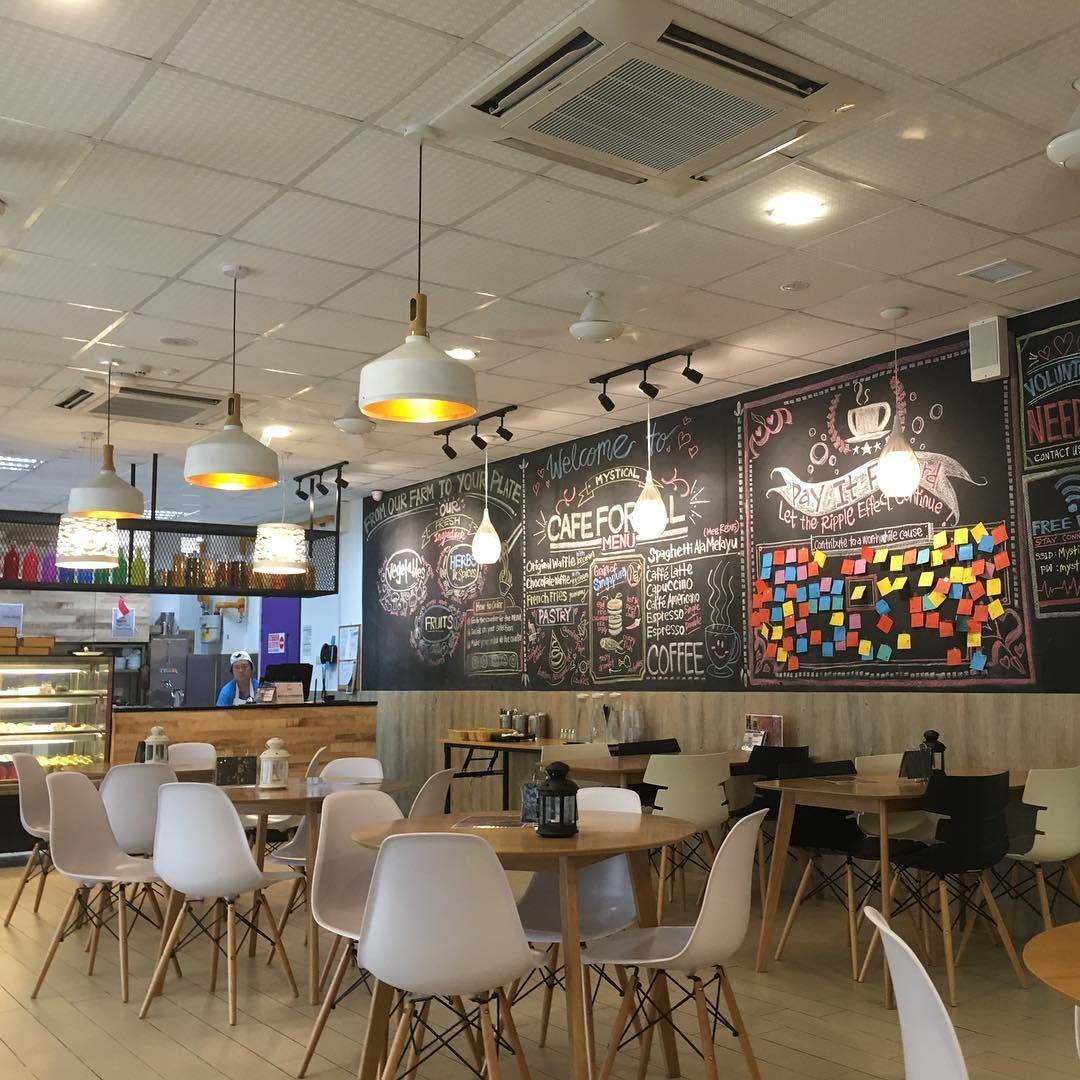 cafes with a cause - APSN Mystical Cafe for All