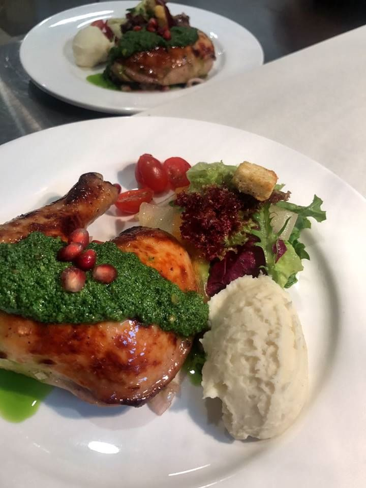 cafes with a cause - Soul Food food