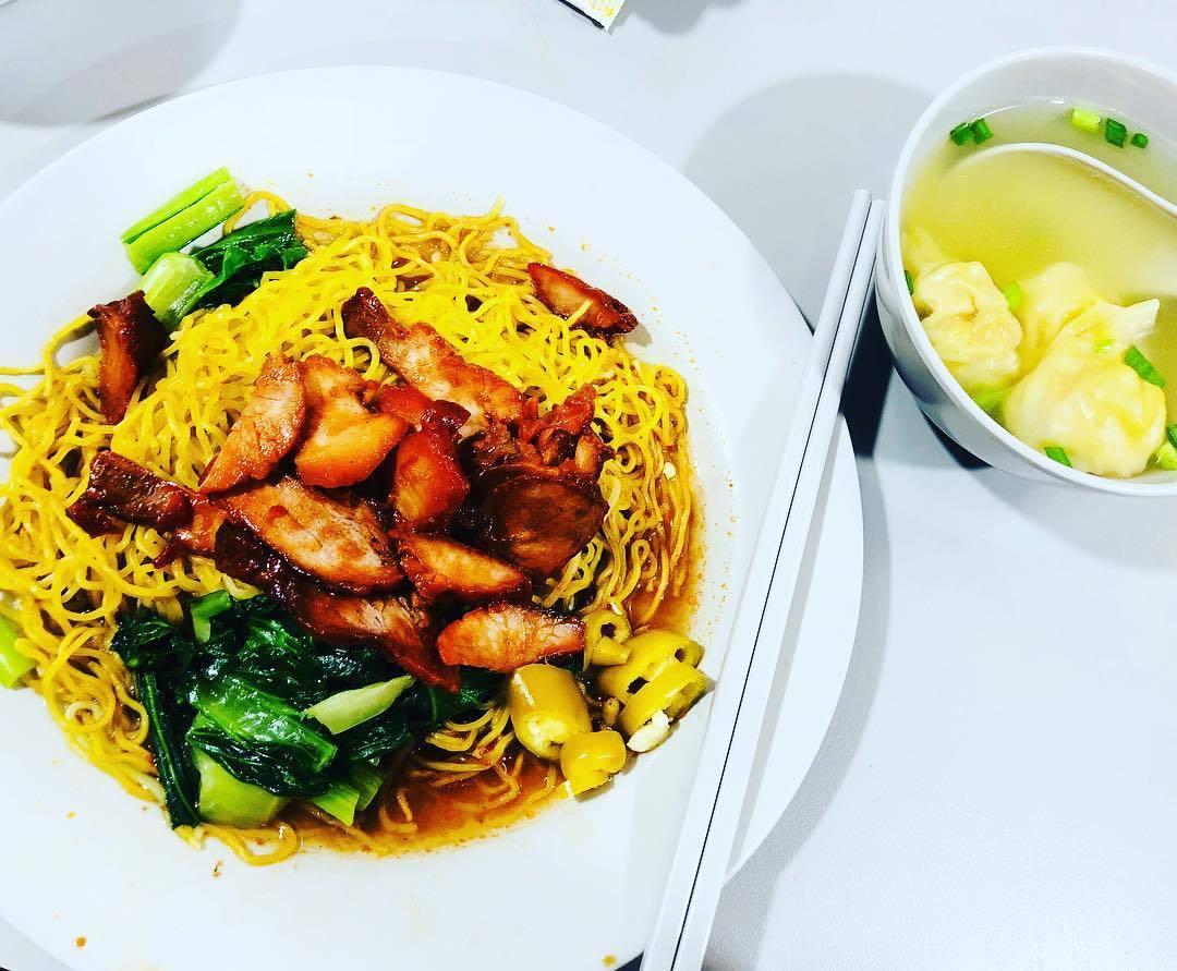 chomp chomp food centre-Swee Heng Wonton Noodles