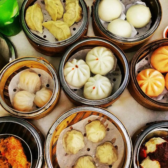 halal dim sum - Tang Tea House