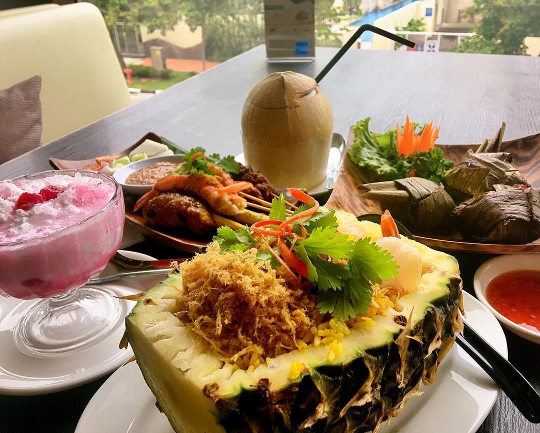 halal thai food - Bali Thai