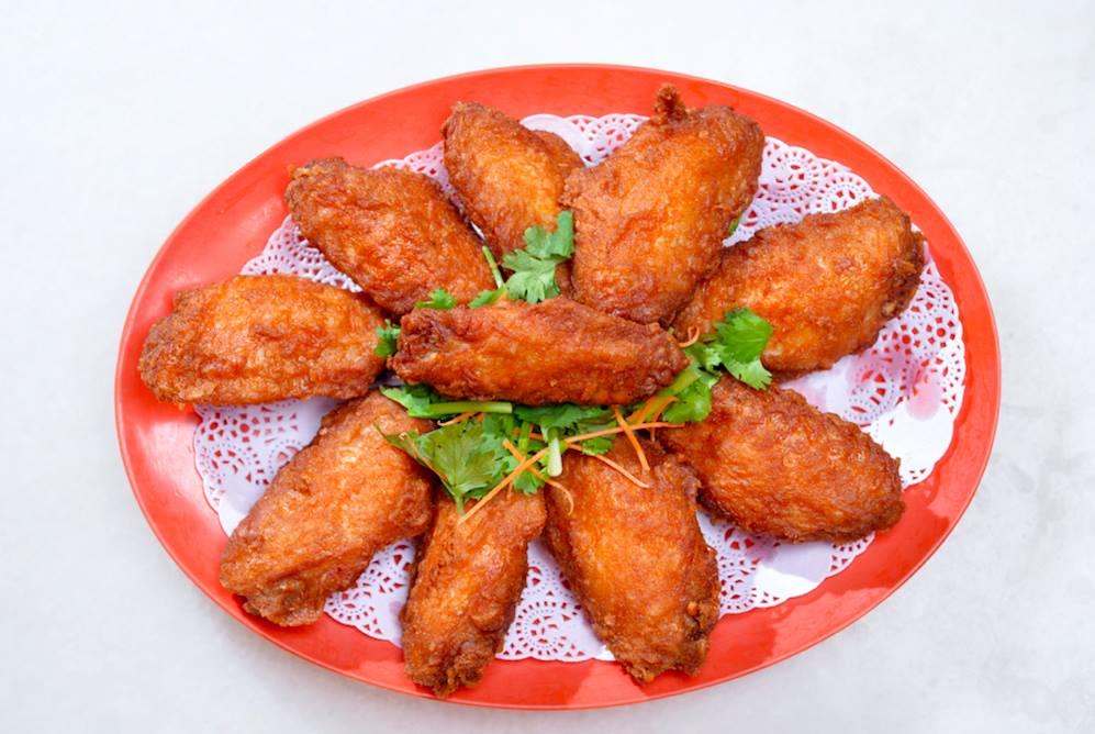 har cheong gai- ban leong wa hoe sea-food