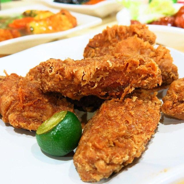 har cheong gai- siang hee seafood