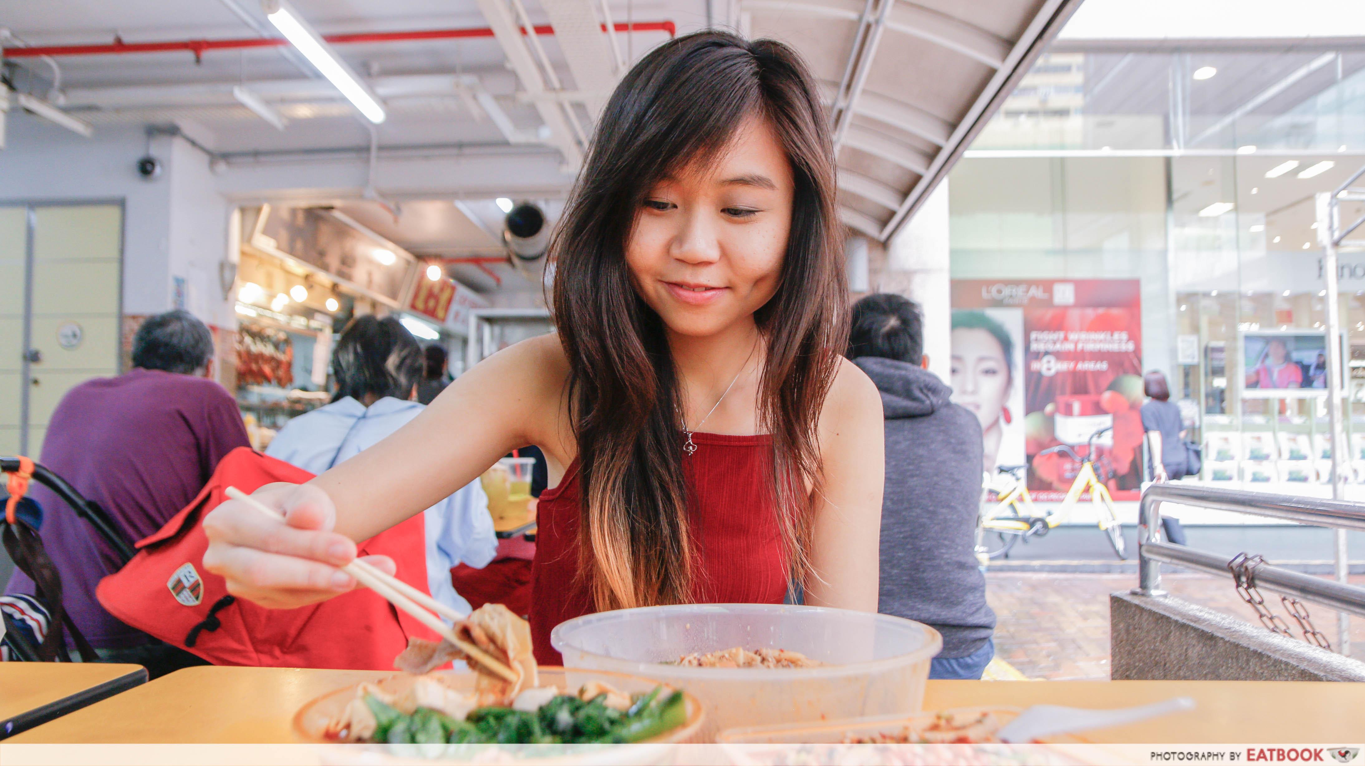 old chengdu - me