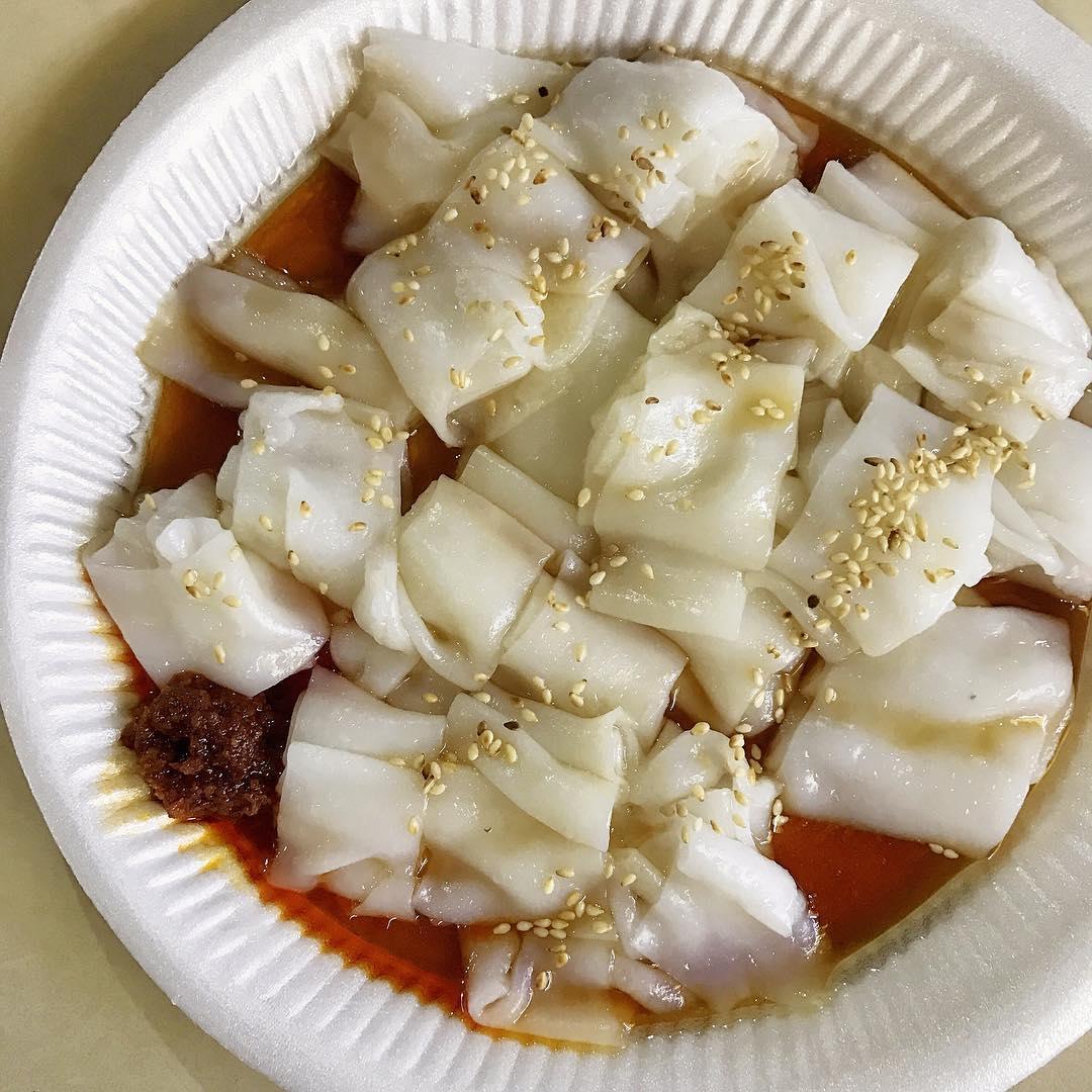 pek kio food centre - Chee Cheong Fun