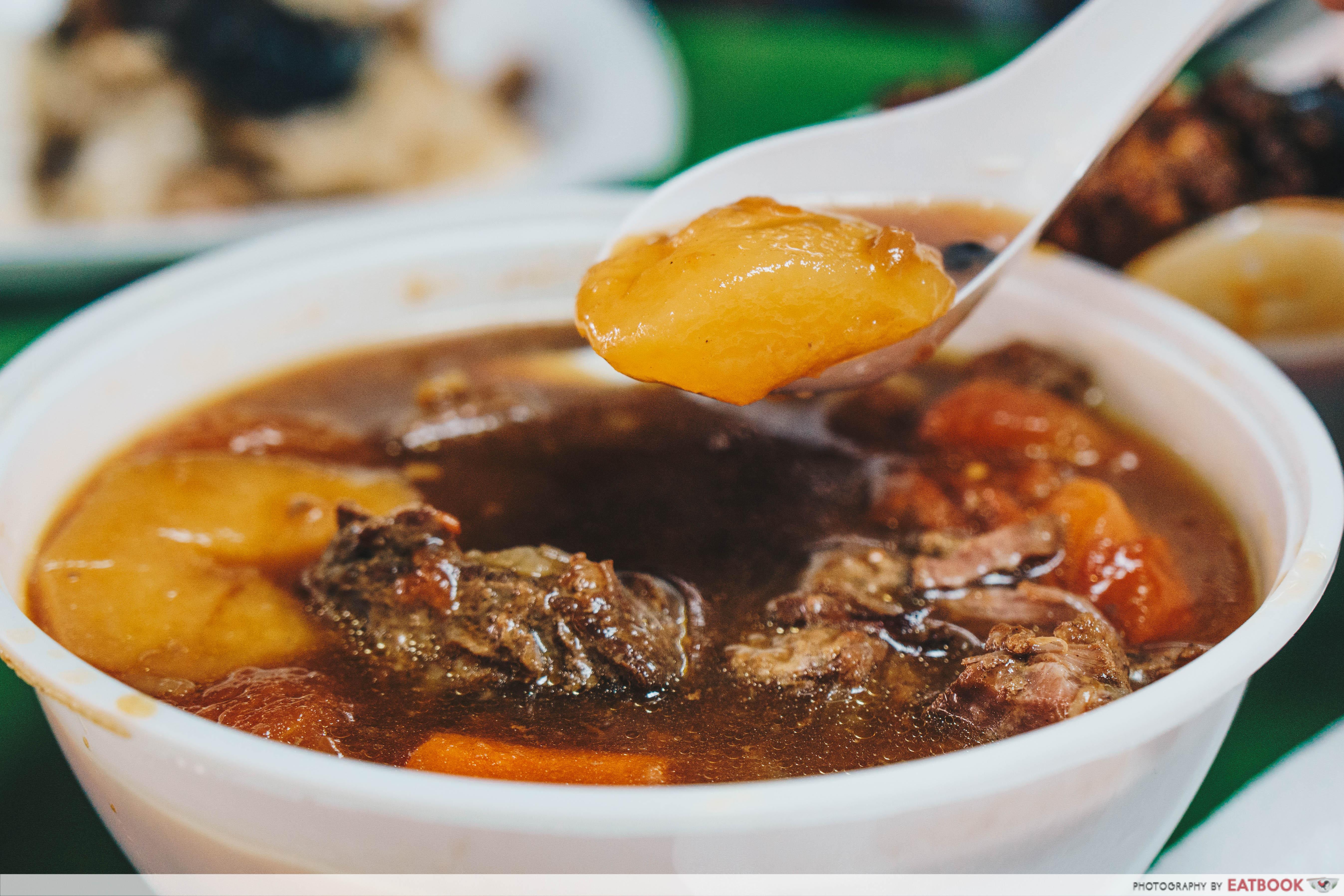 popo and nana's - stew veg