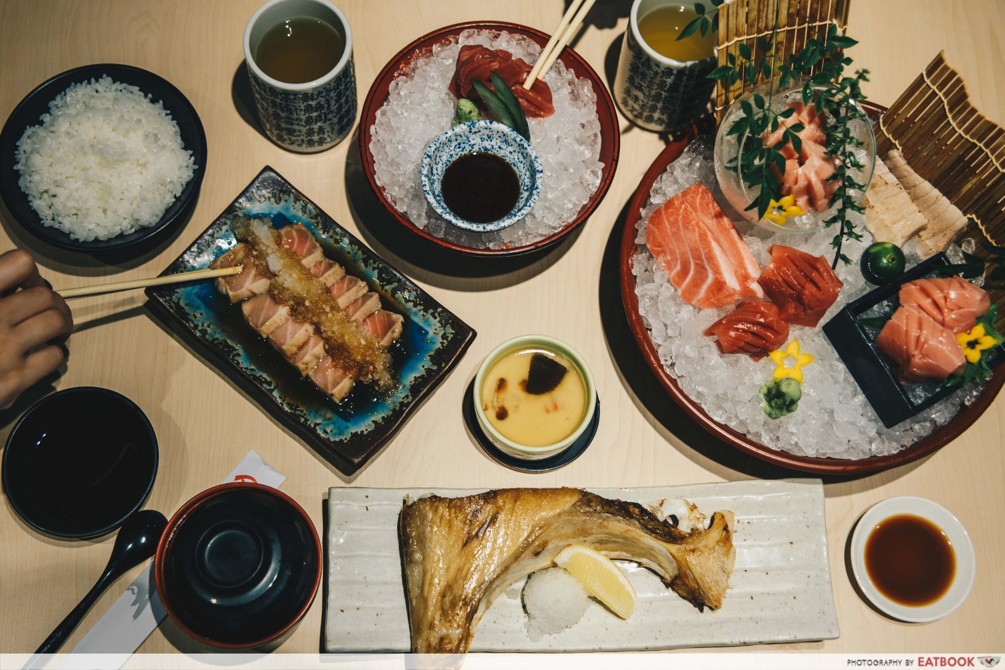 valentines day suntec city (13) - Maguro Donya Miuramisakikou Sushi and Dining