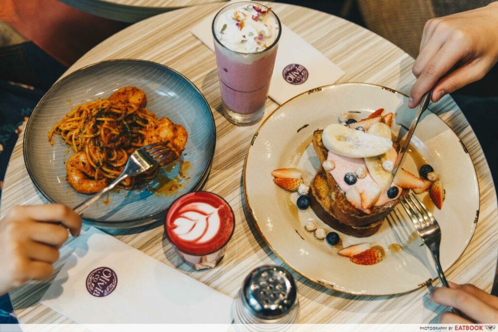 valentines day suntec city (22) - Olivia Co Food