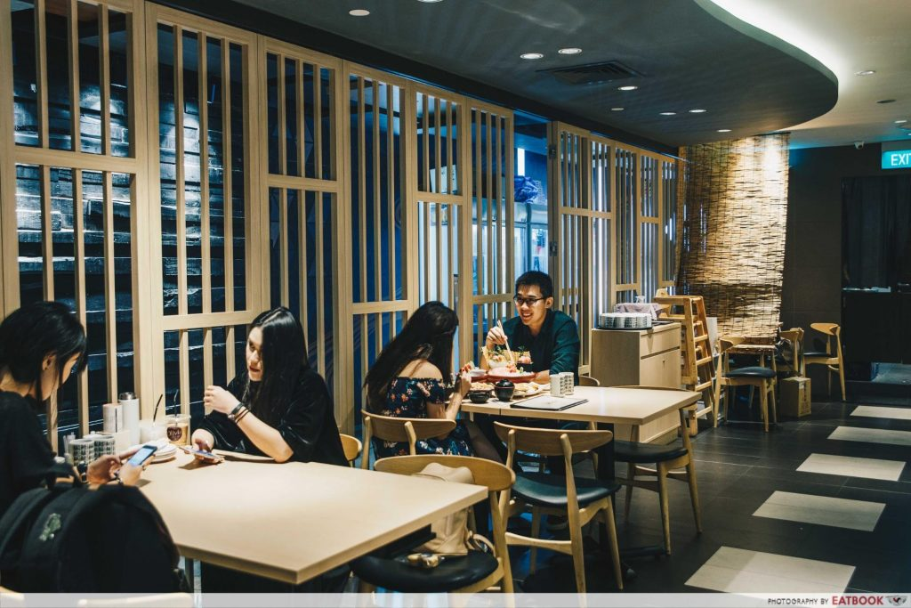 valentines day suntec city (26) - Maguro Donya Miuramisakikou Sushi and Dining