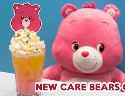 Care Bears Cafe - care bear drink2