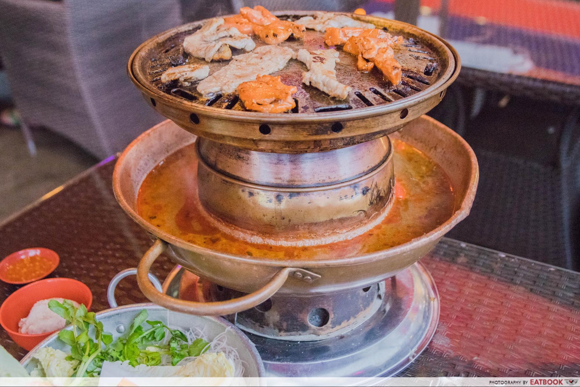 555 Villa Thai - ufo pot