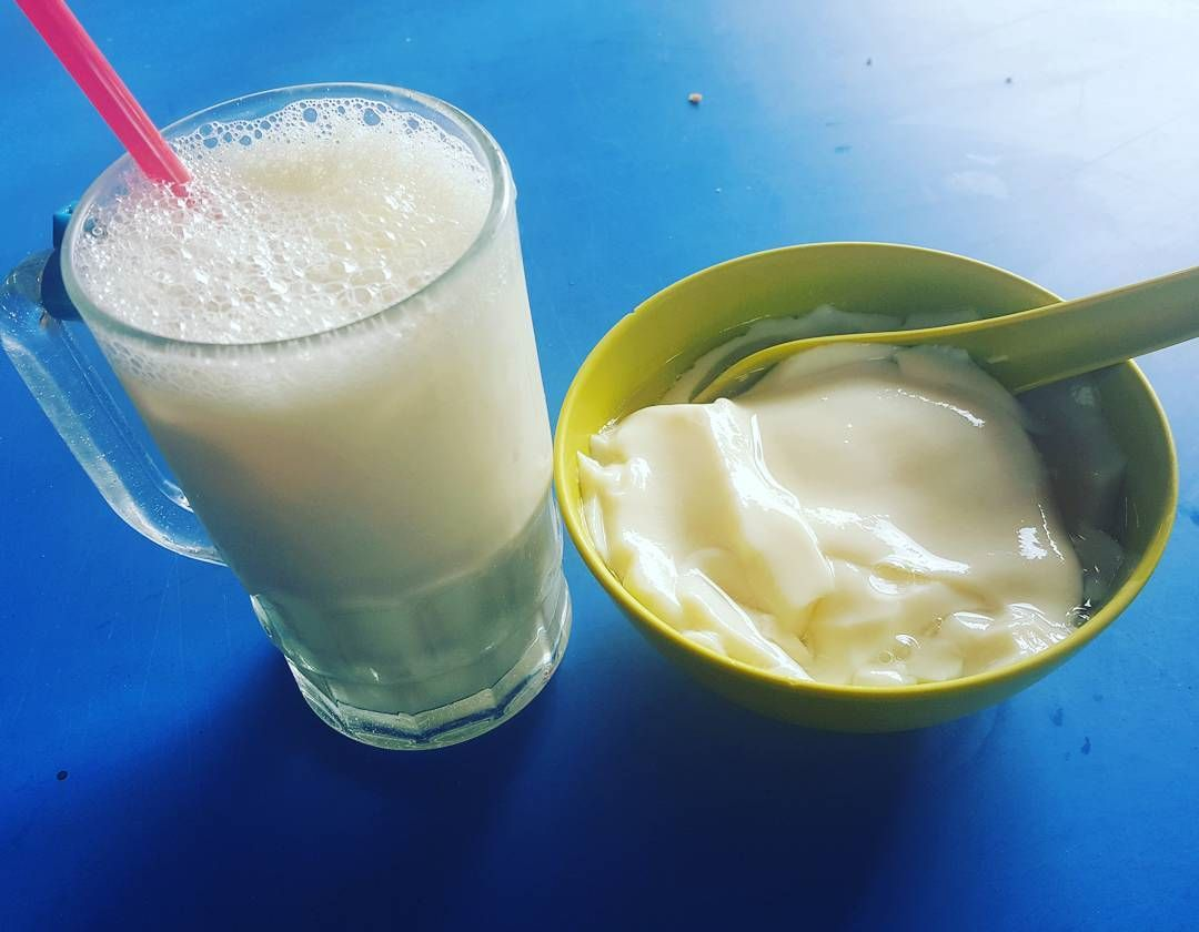 Boon Lay Place Food Village - Boon Lay Soya Bean Drink