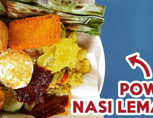 Boon Lay Place Food Village - Feature Image