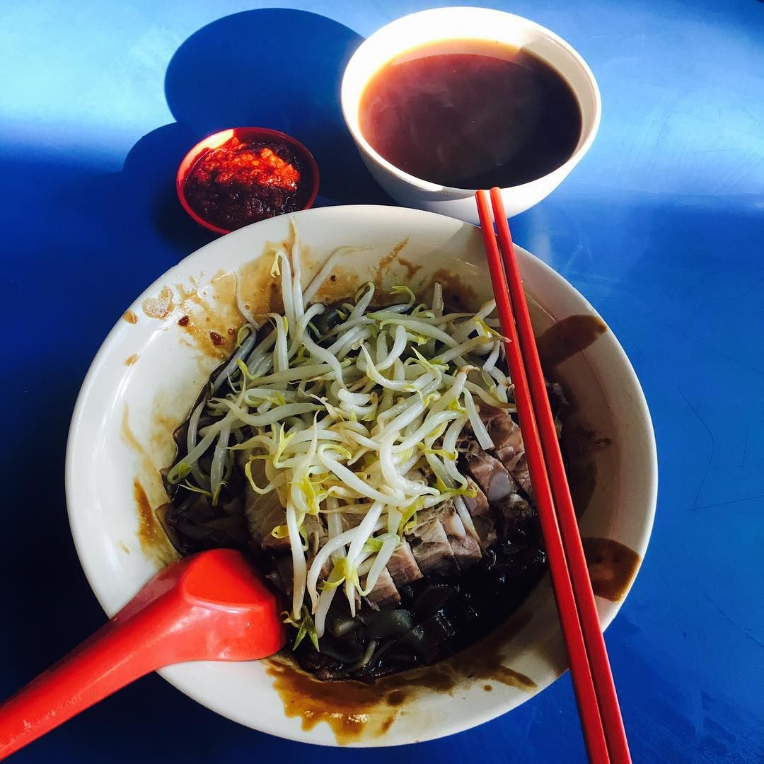 Boon Lay Place Food Village - Heng Huat Boon Lay Boneless Duck Noodles