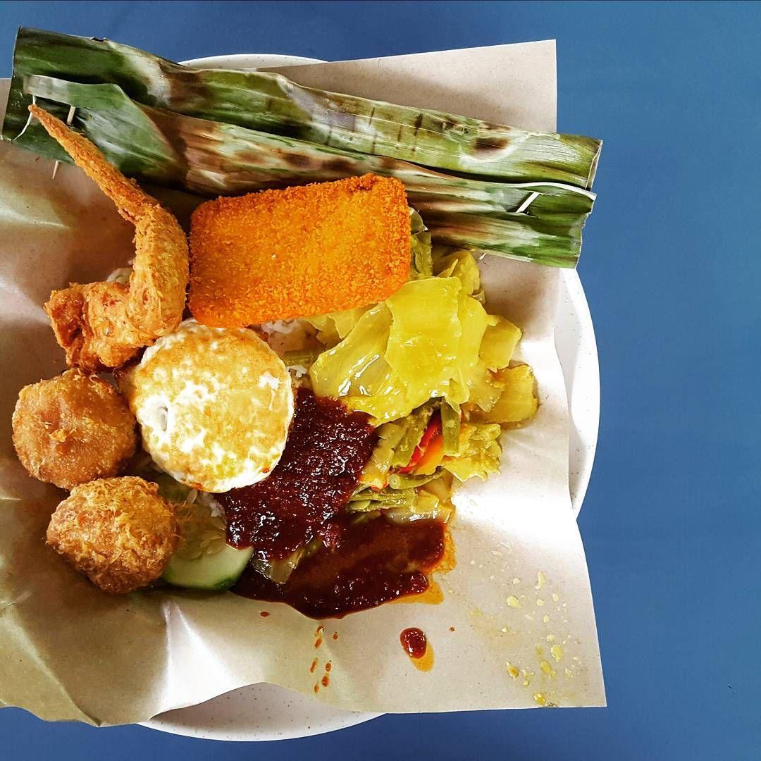 Boon Lay Place Food Village - Power Nasi Lemak