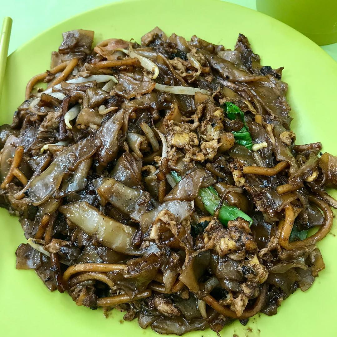 Clementi 448 - Snow Mount Char Kway Teow