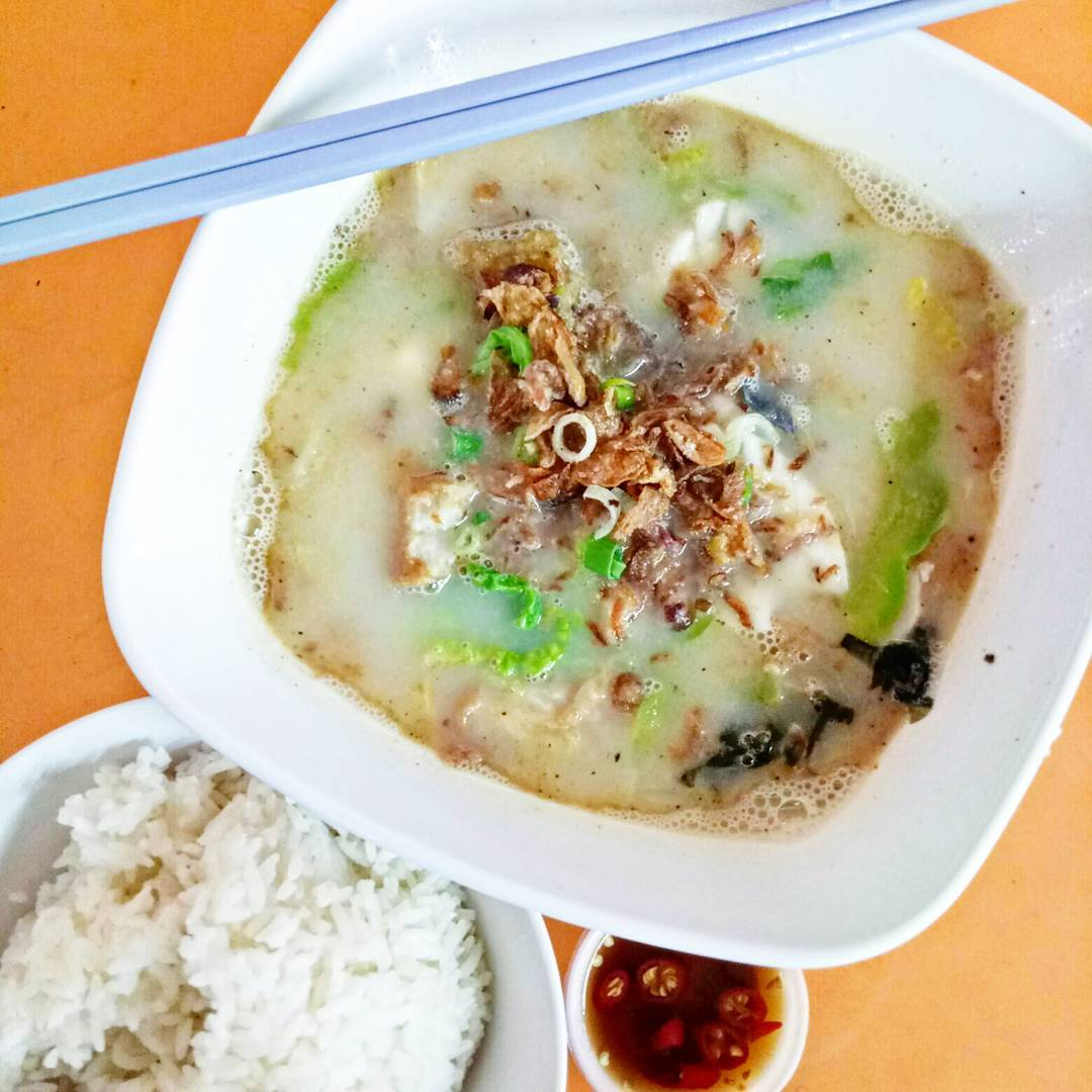 Clementi 448 - Song Fish Soup