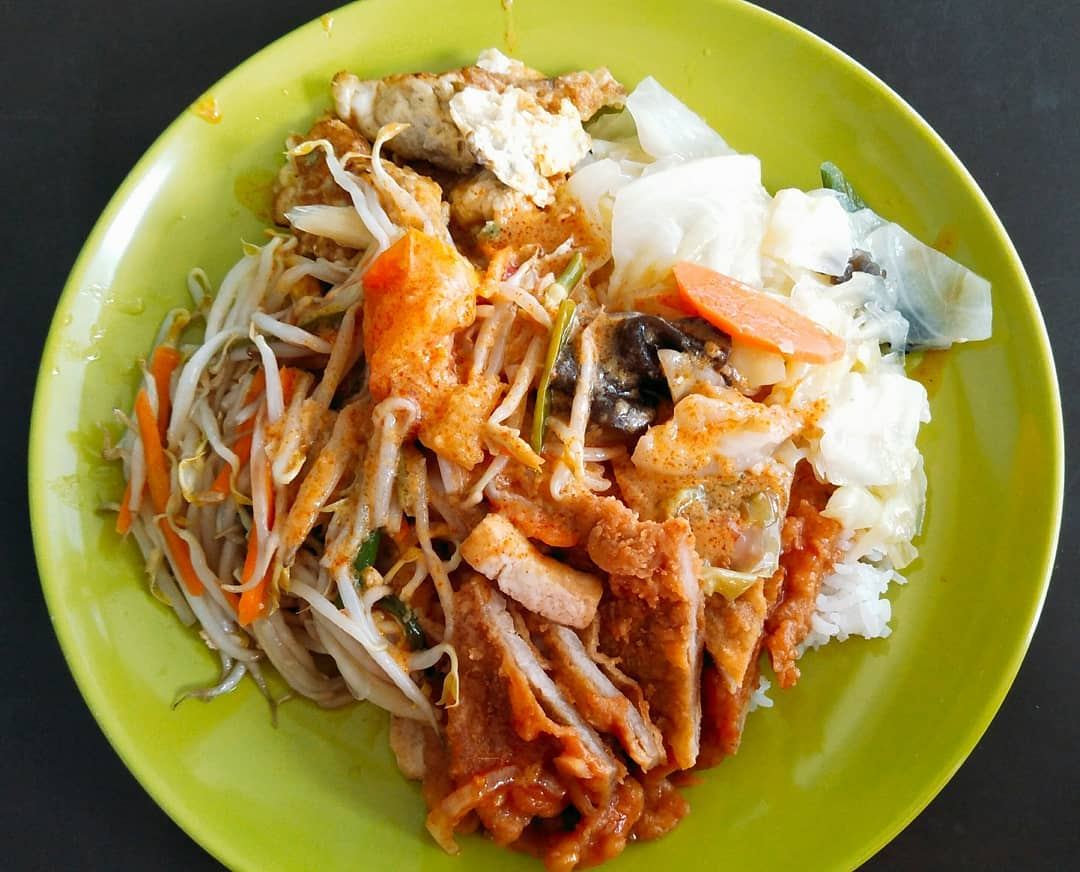 Clementi 448 - Yong Fa Hainanese Curry Rice & Curry Fish Head