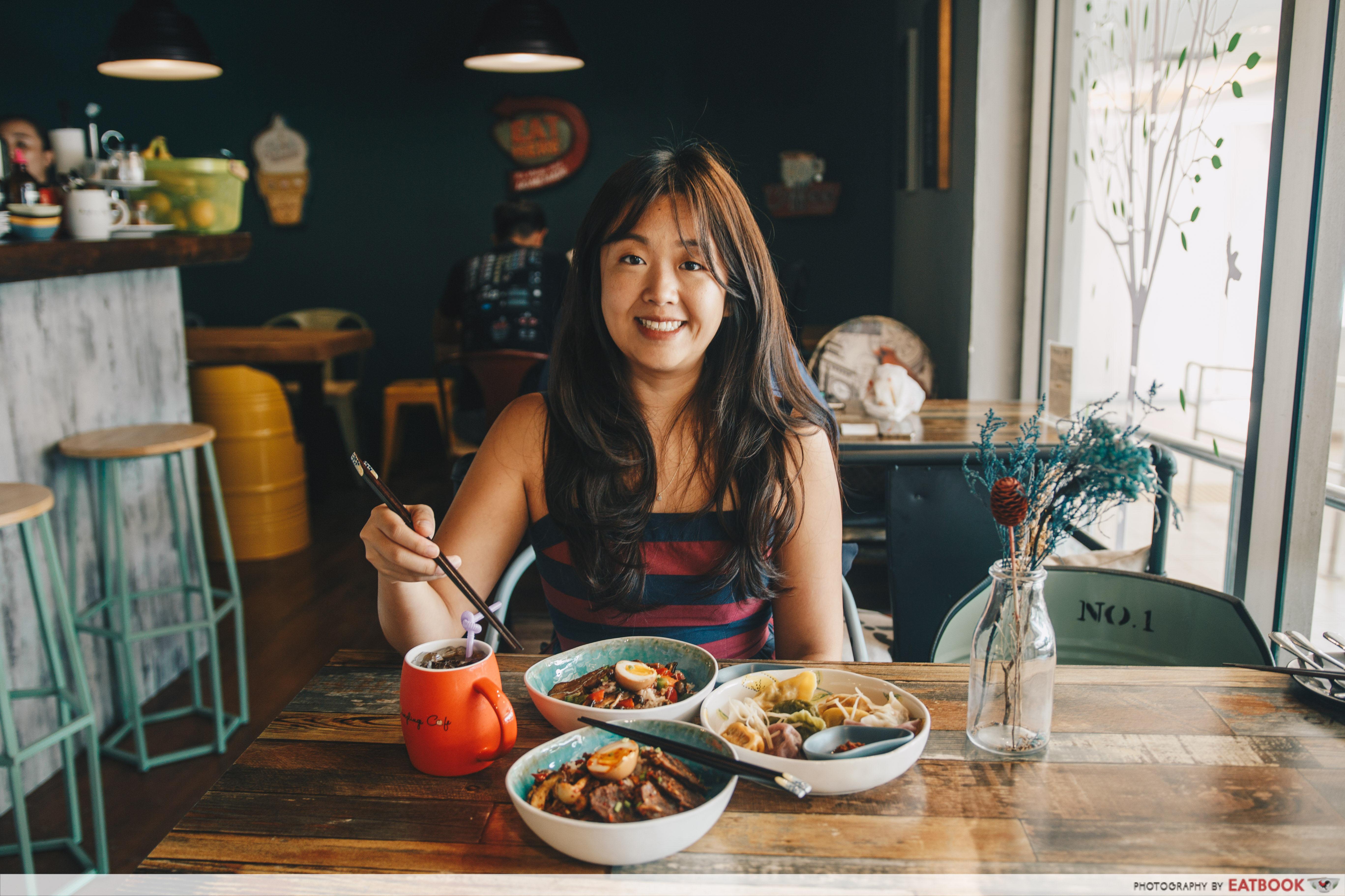 Dumplings Cafe - Verdict Shot