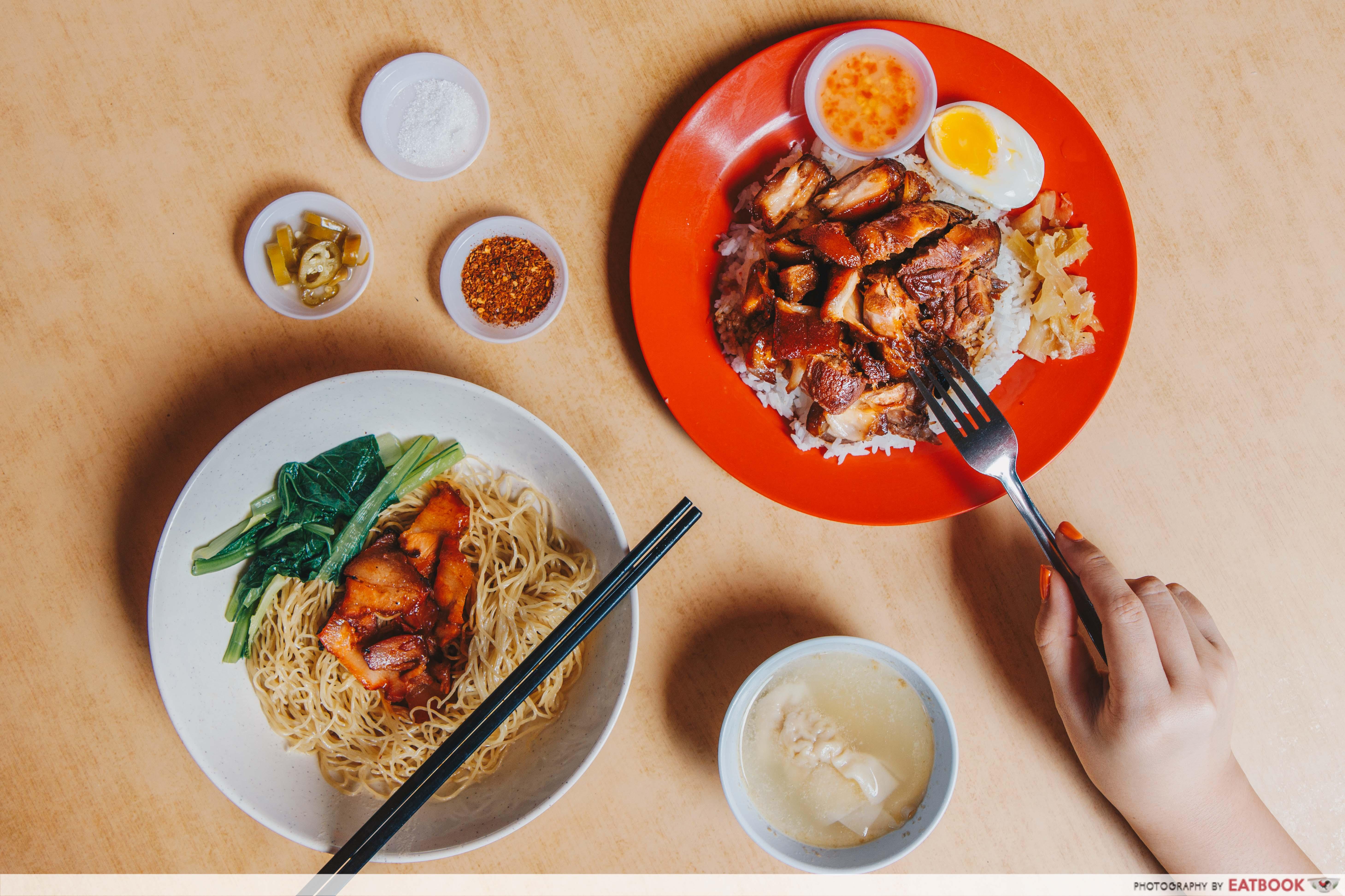 Fatty Thai - Flatlay