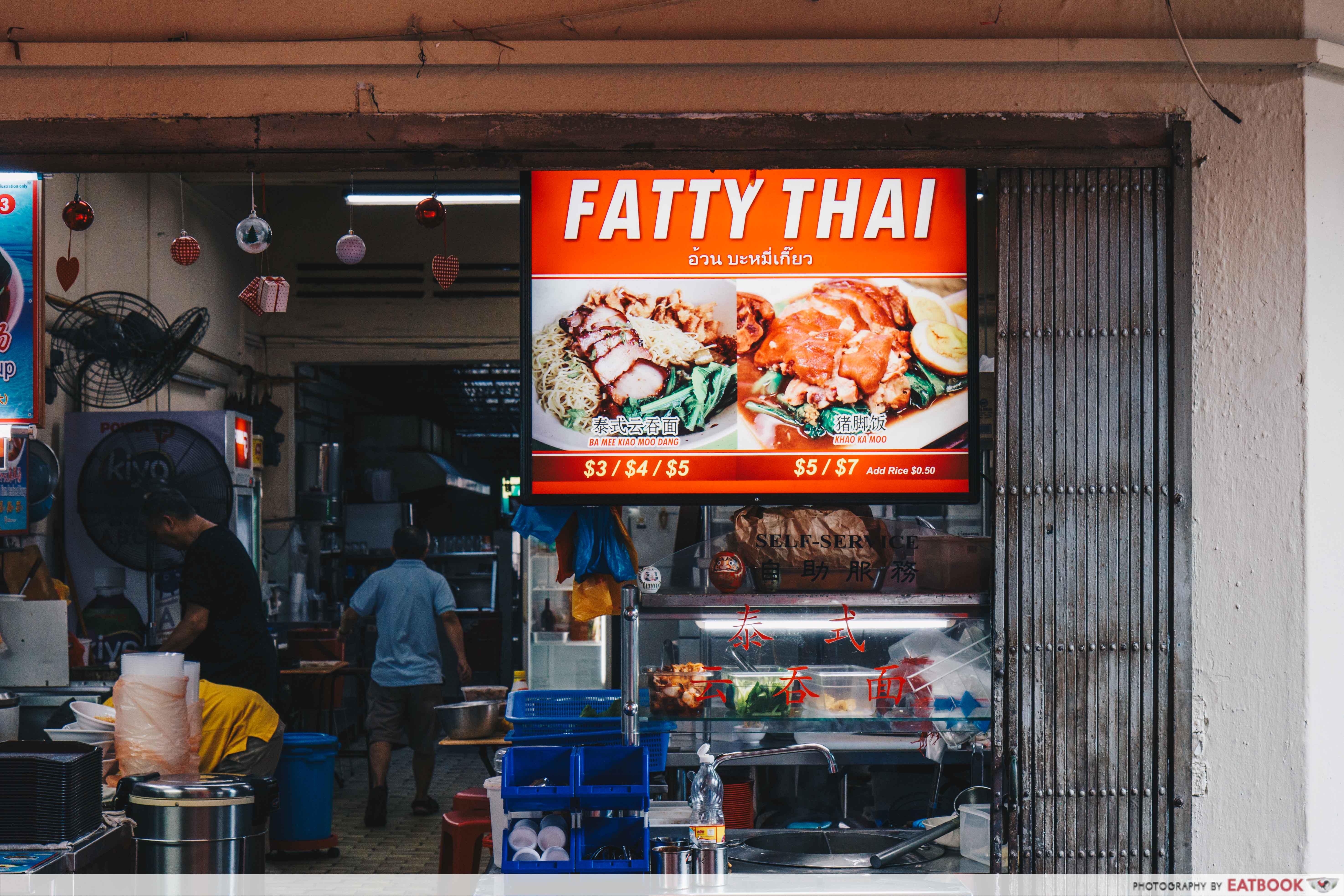 Fatty Thai - Storefront