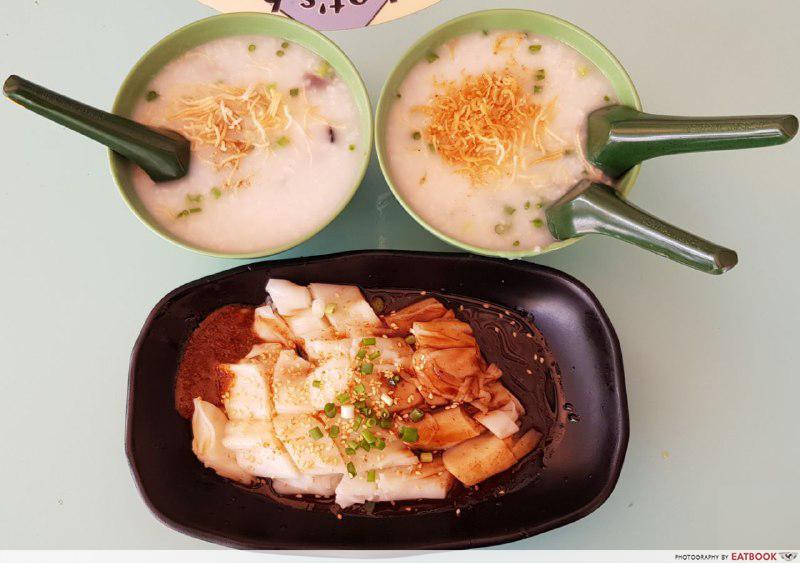 Ghim Moh Food Centre - Teck Kin Delicacies