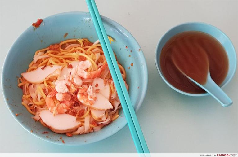 Ghim Moh Food Centre - Wei Xiang Hokkien Prawn Mee