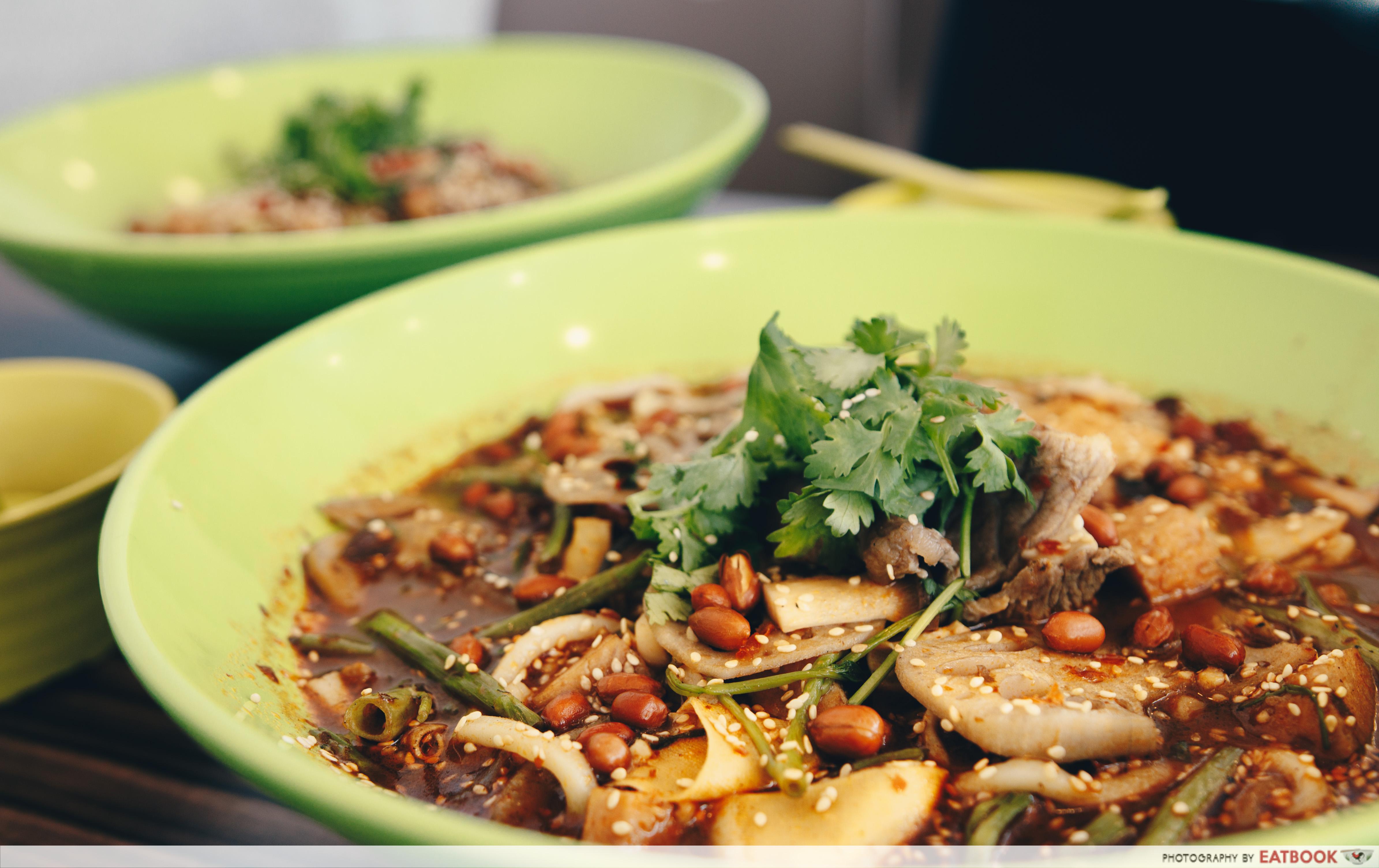 Halal Ma La - Soup Based Ma La