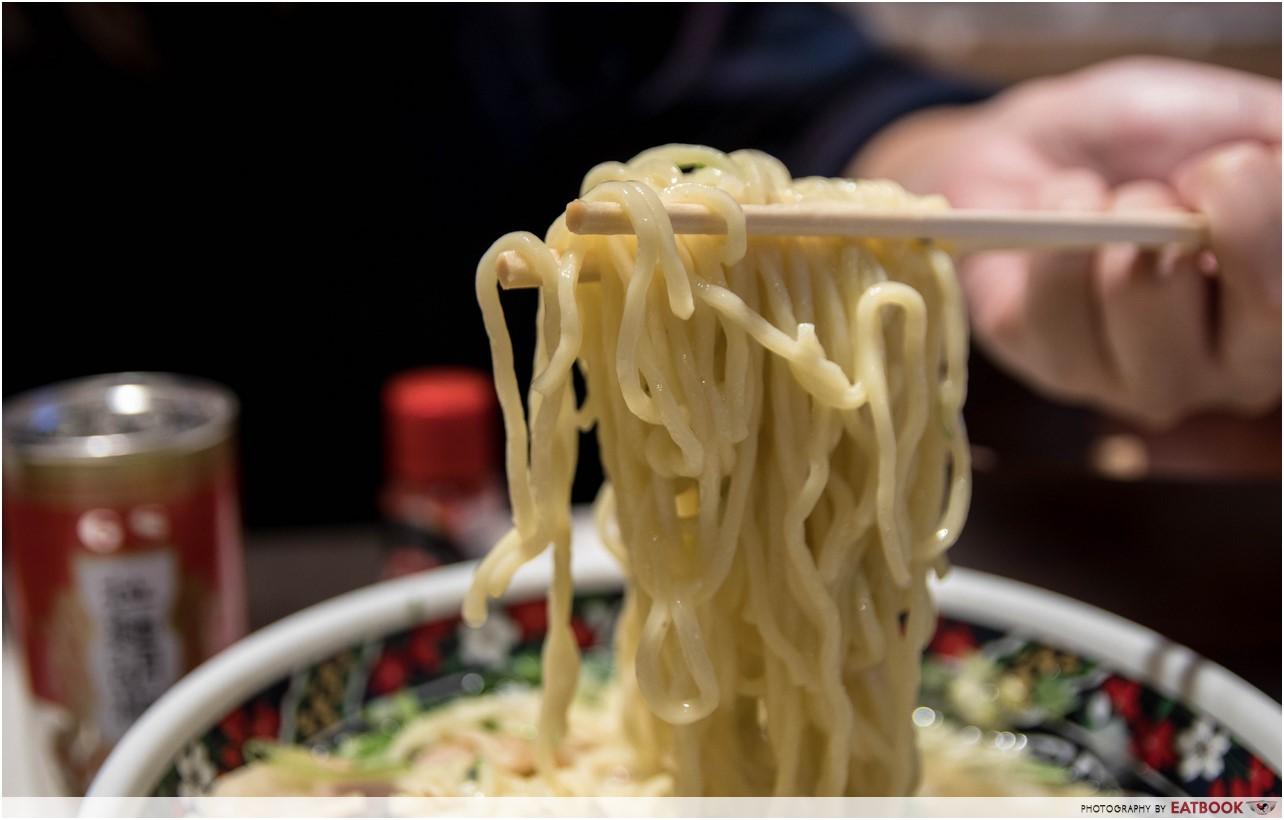 Hokkaido Marche - ramen noodles