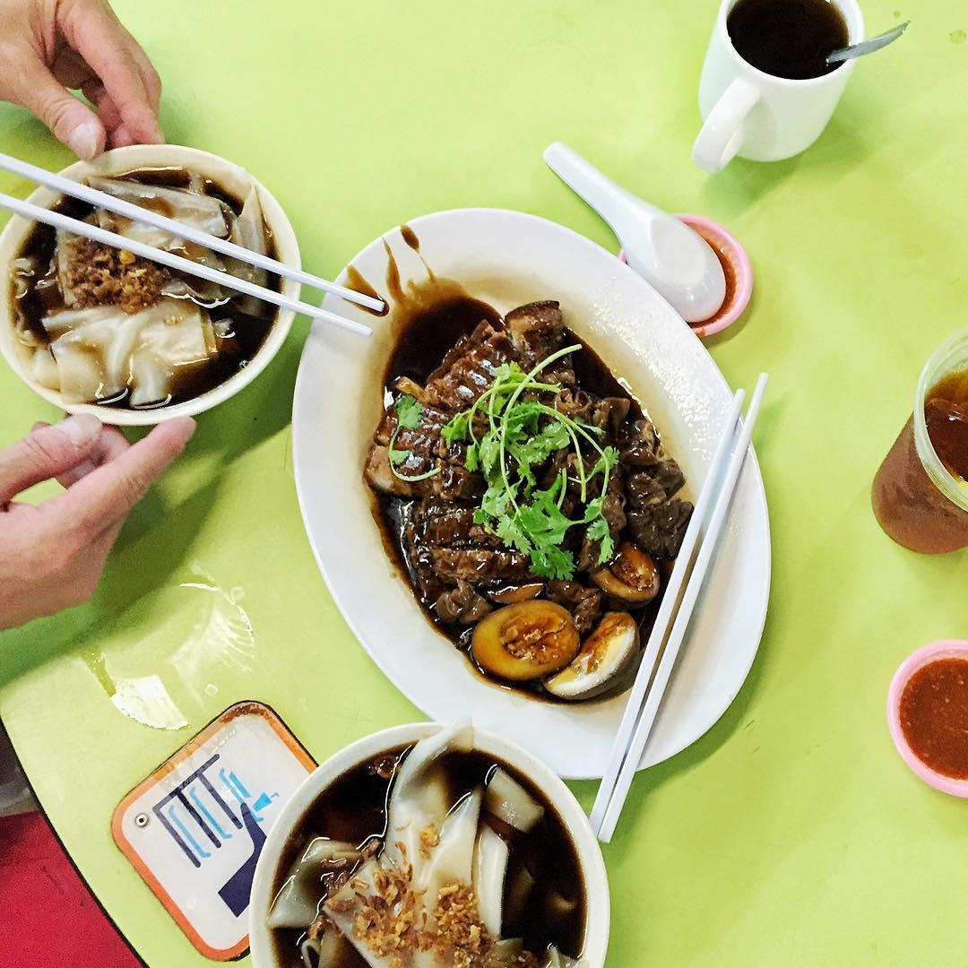 Hong Lim Food Centre - Ah Heng Duck Rice