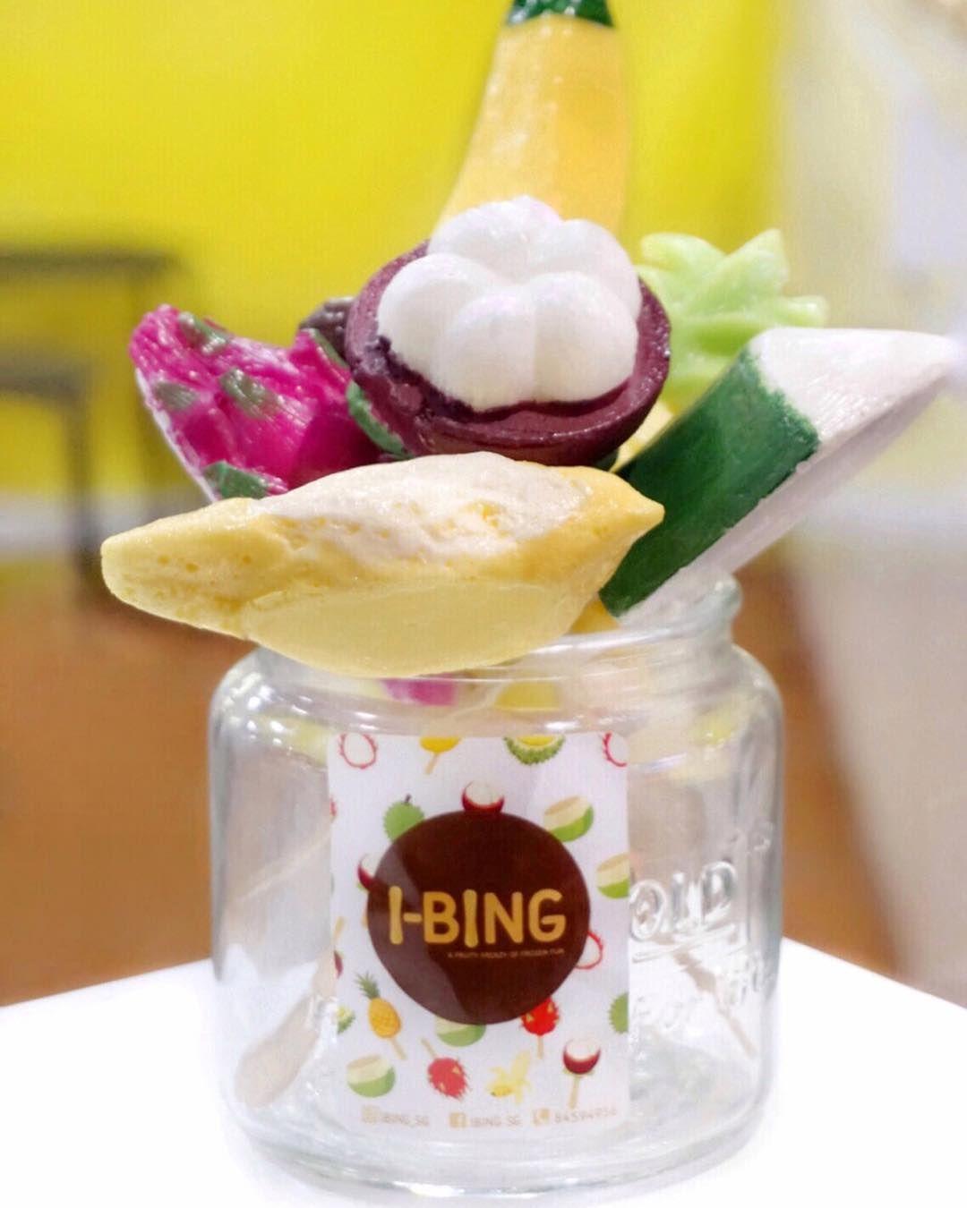 I-Bing - Fruit Ice-Cream