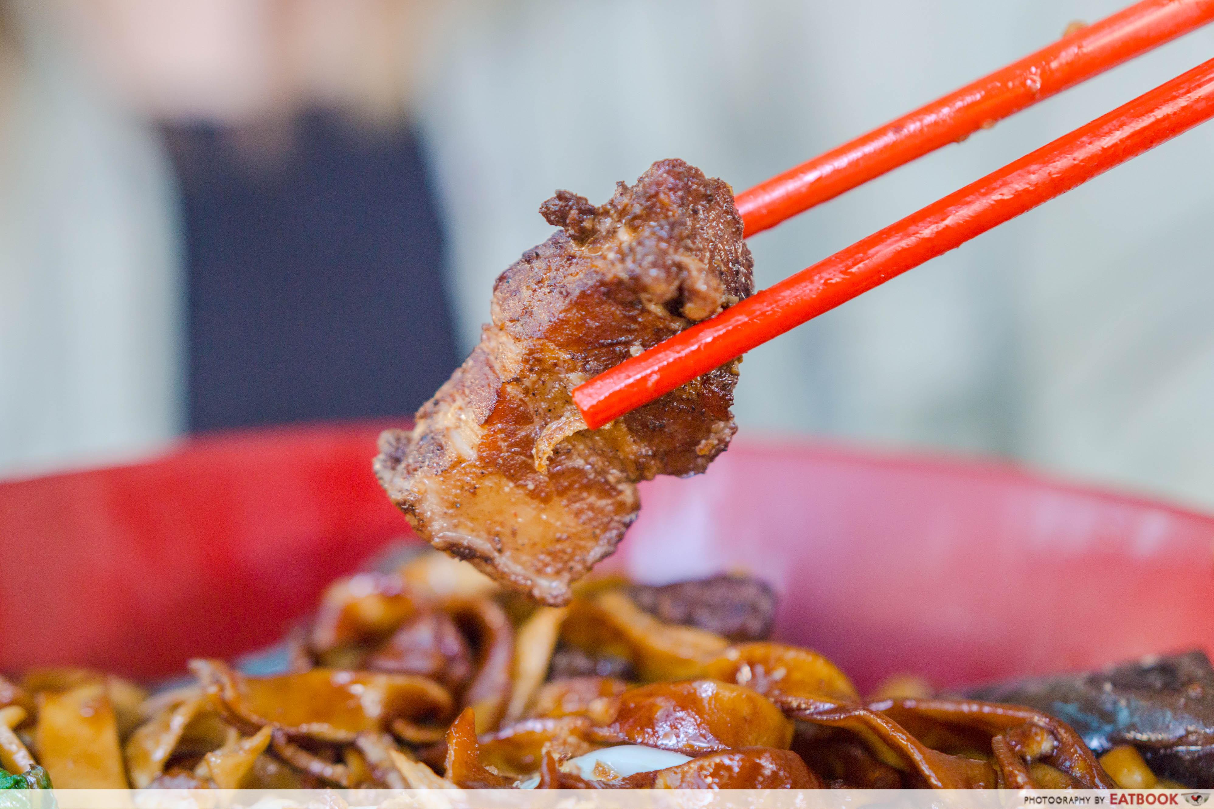Madam Leong Ban Mian - braised pork