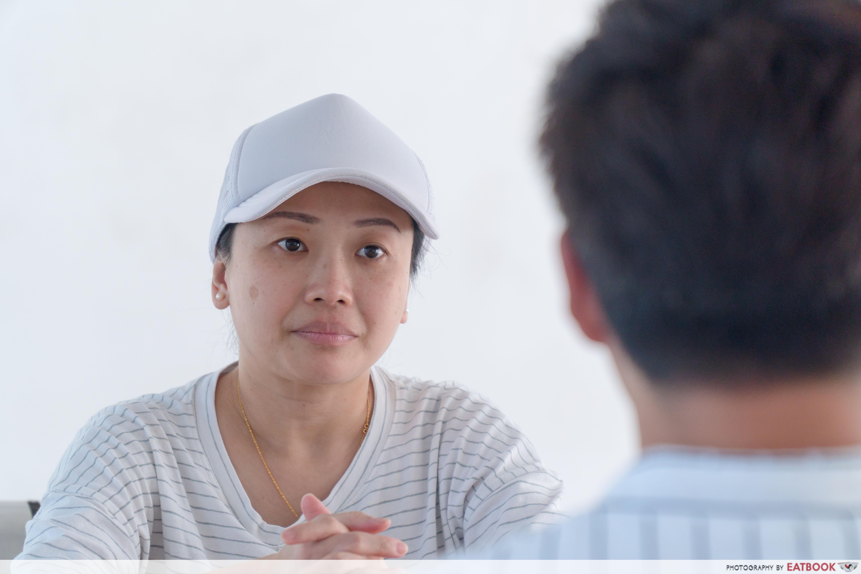 Madam Leong Ban Mian - interview (1)