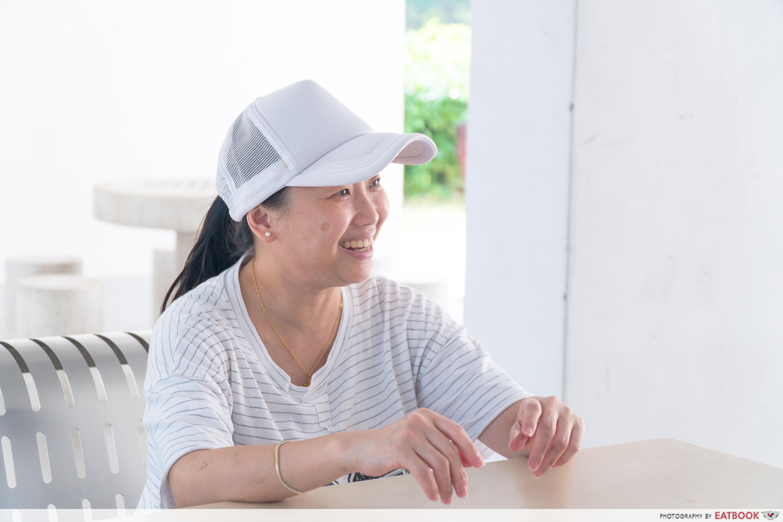 Madam Leong Ban Mian - interview