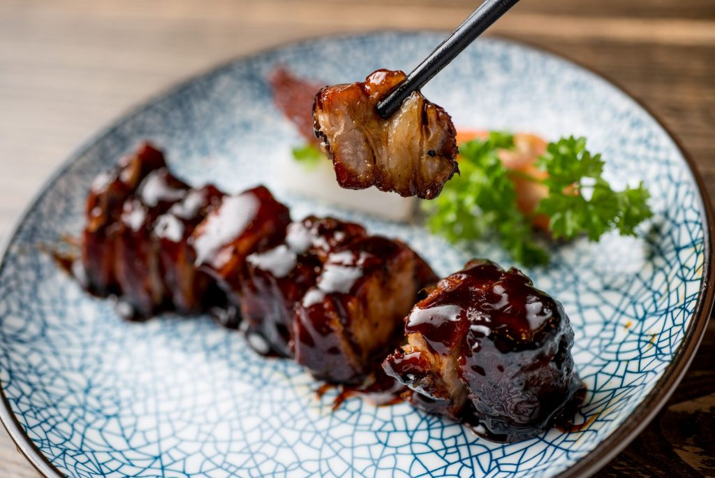 Michelin Guide Street Food Festival - Signature Char Siew