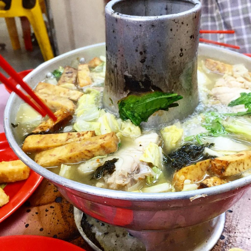 Nan Hwa Chong Fish Head Steamboat