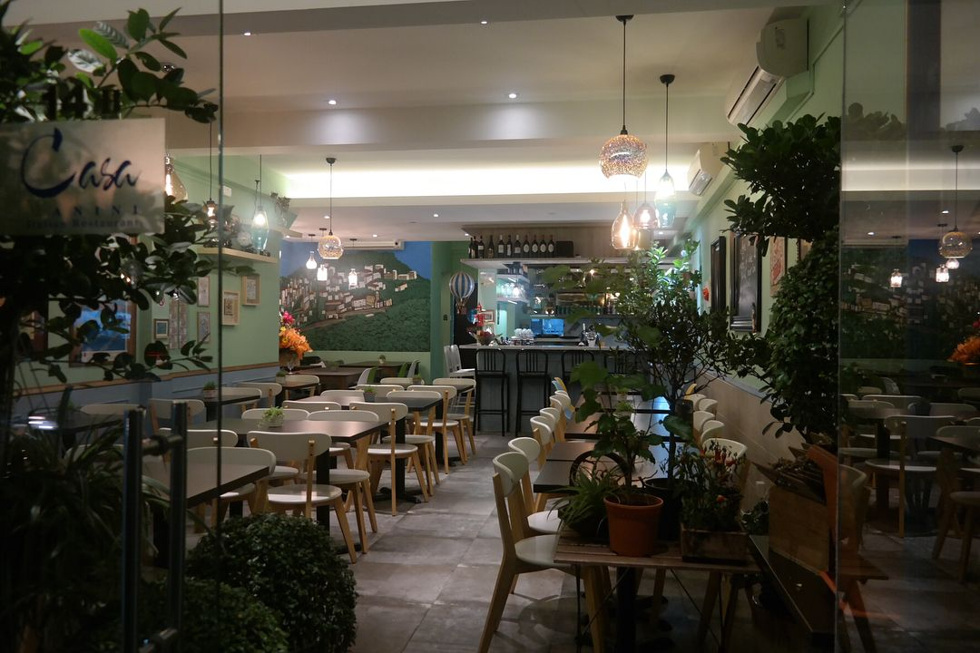 New Restaurants Mar 2018 - Casa MANINI Ambience