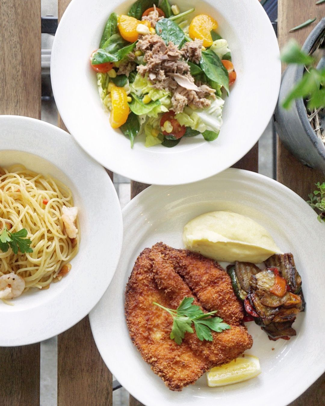 New Restaurants Mar 2018 - Casa MANINI No Brainer Lunch Set