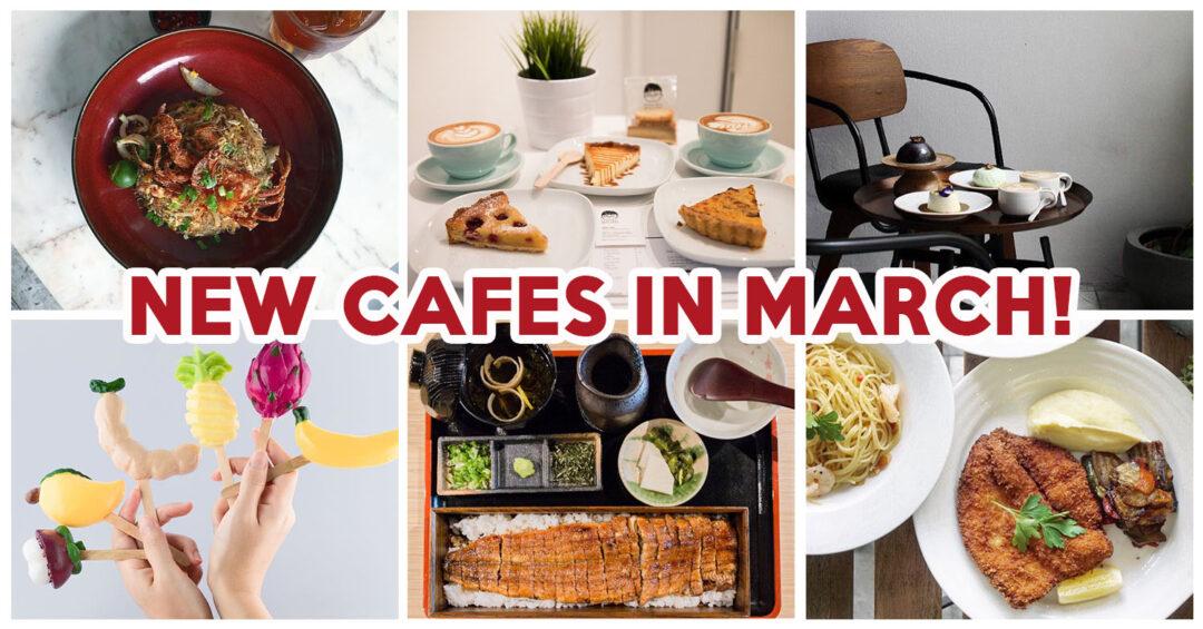 New Restaurants Mar 2018 - Feature Image