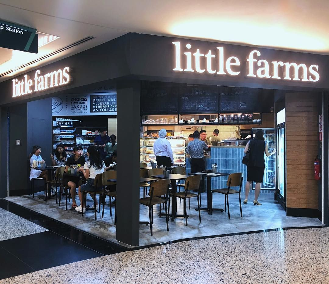 New Restaurants Mar 2018 - Little Farms Shopfront