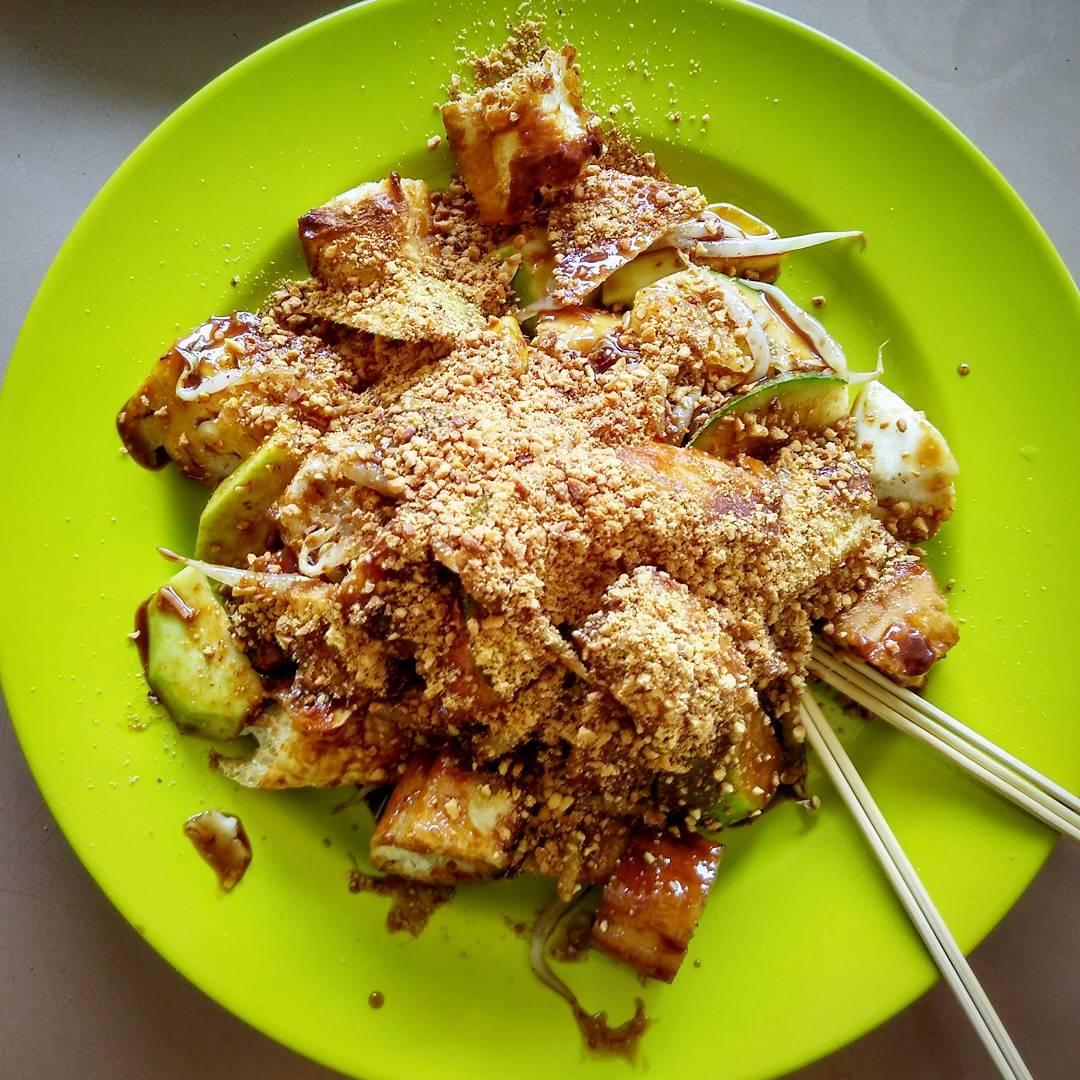 Pasir Panjang Food Centre - K S Fruit Rojak