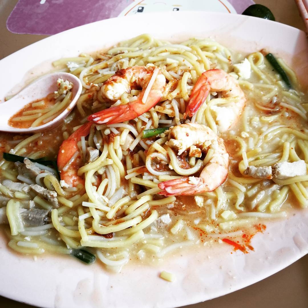 Pasir Panjang Food Centre - Seng Huat Hokkien Mee