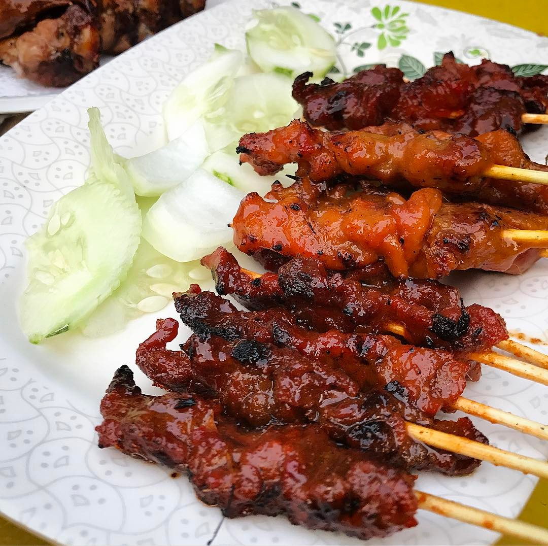 Pasir Panjang Food Centre - Yusoff Haji Jalal Satay