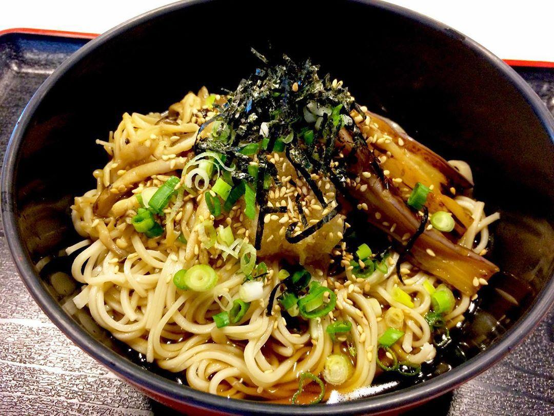 Healthy Soba IKI Soba bowl
