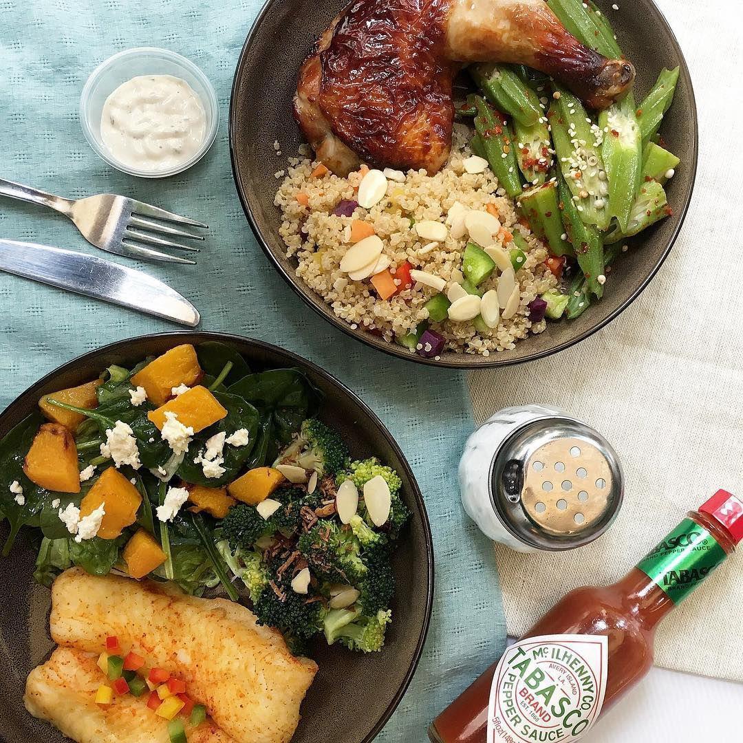 Munch Saladsmith Rotisserie Lunch Plates