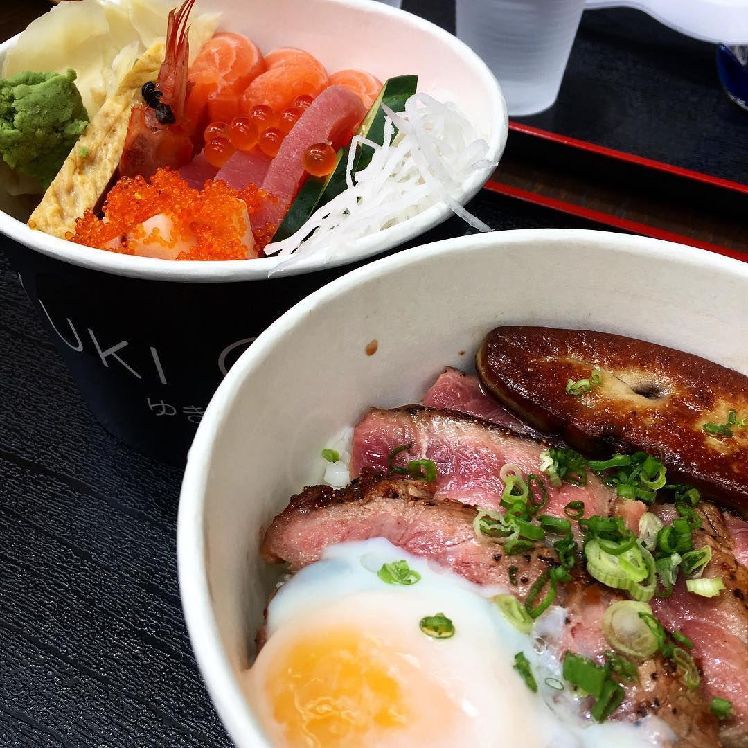 Yuki Onna lunch bowls