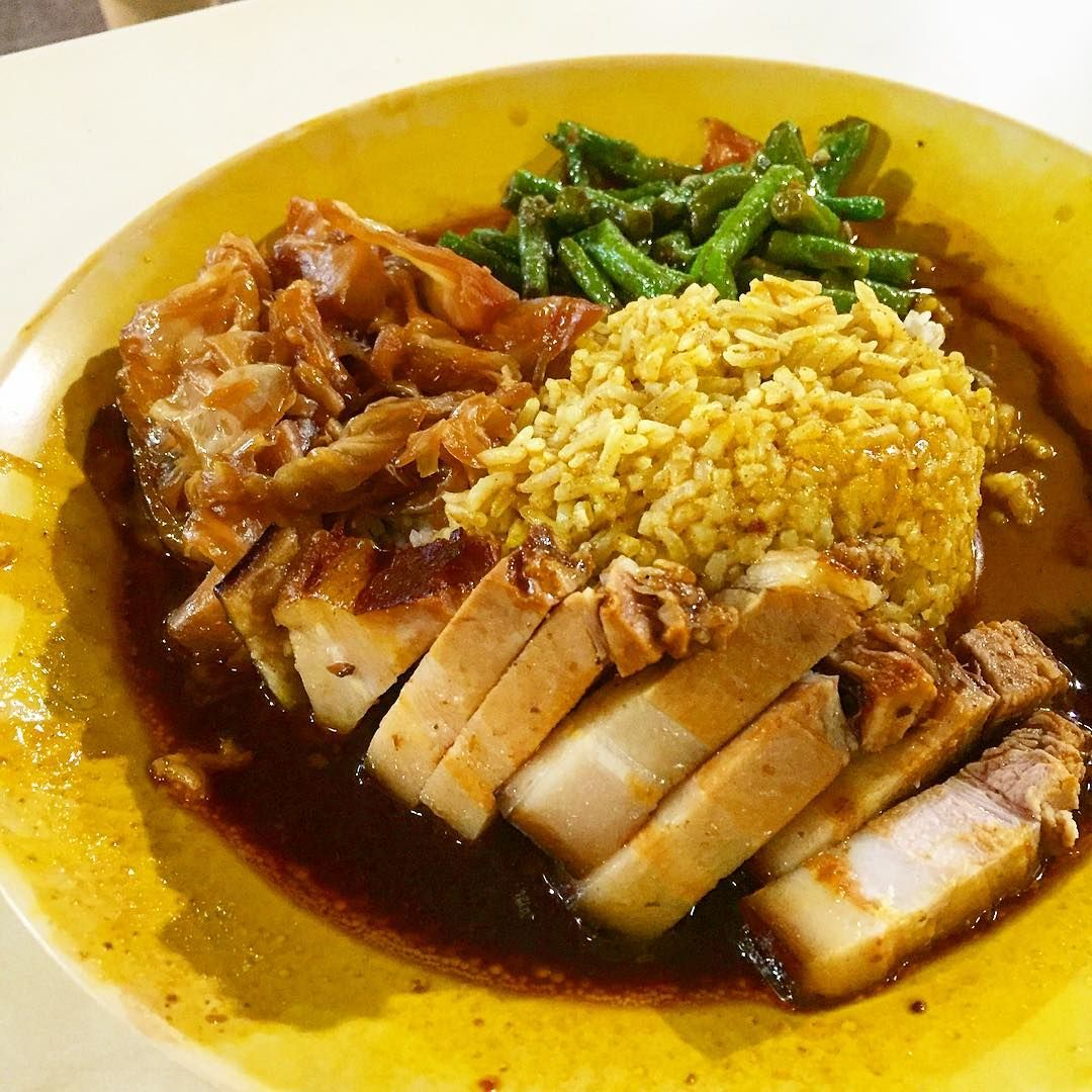 Redhill Food Centre - Hong Seng Curry Rice