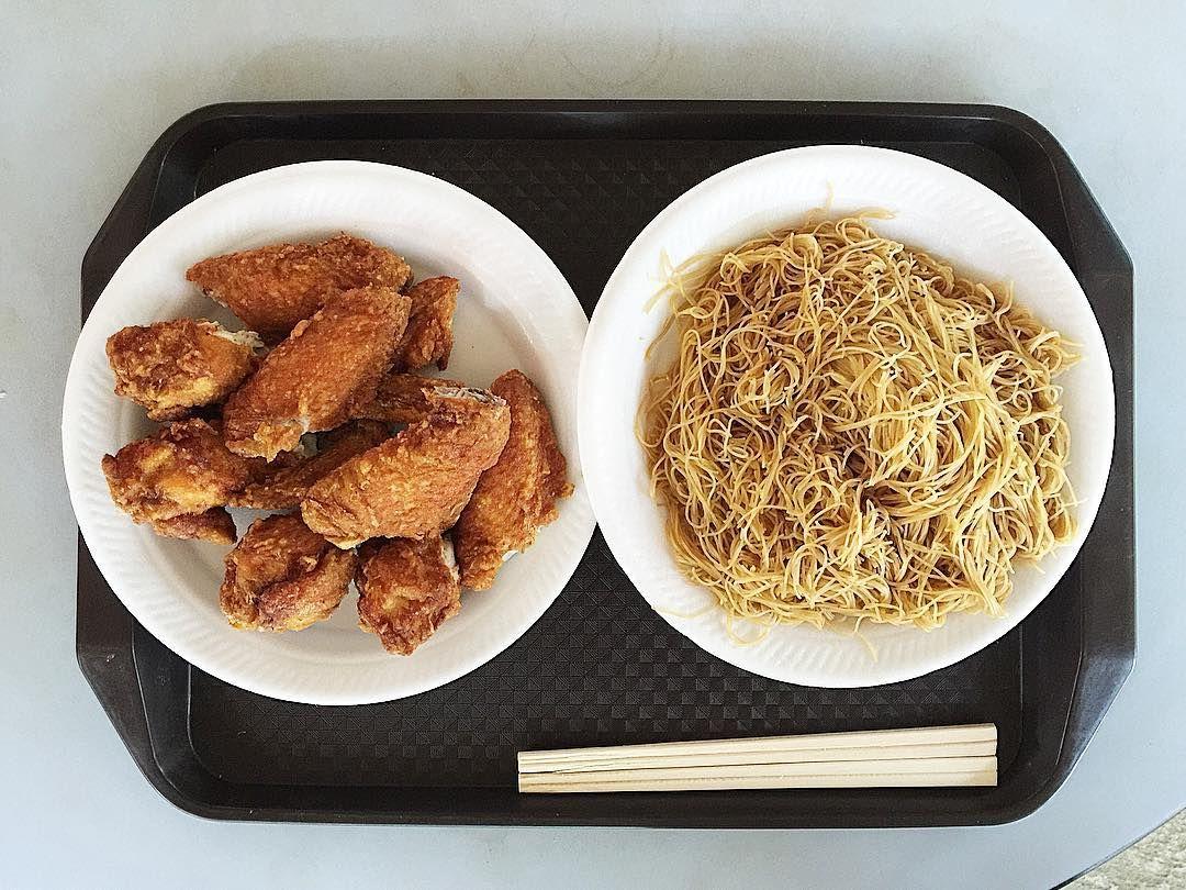 Redhill Food Centre - Yan Fried Bee Hoon