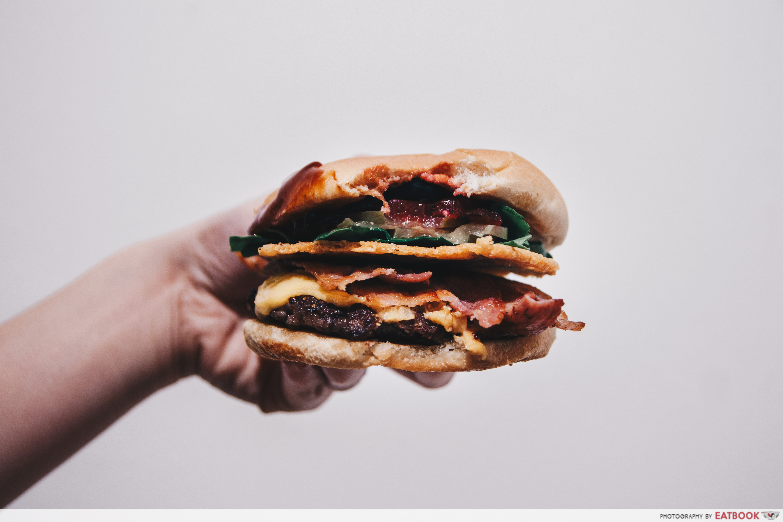 SIMPLEburger Inc. natural beef