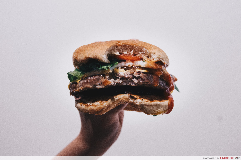 SIMPLEburger Inc. pork